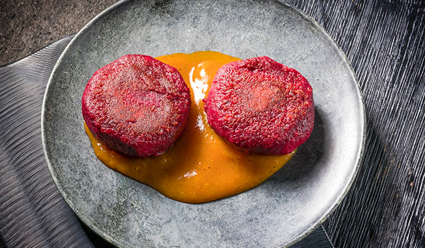 Vikram Sunderam | Beetroot And Goat Cheese