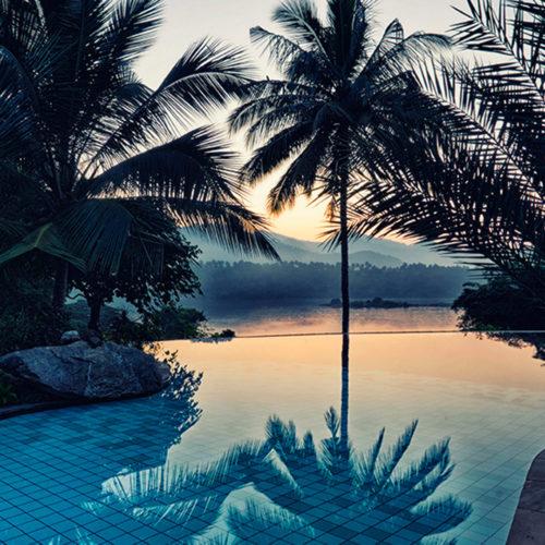 Bougainvillea Retreat retreat view