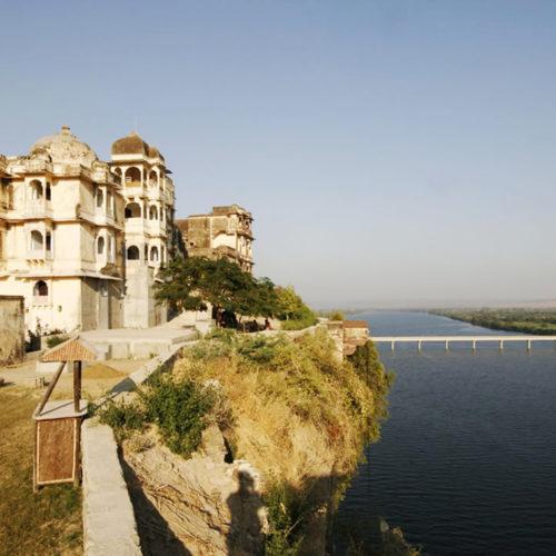 Greaves India Bhainsrorgarh fort