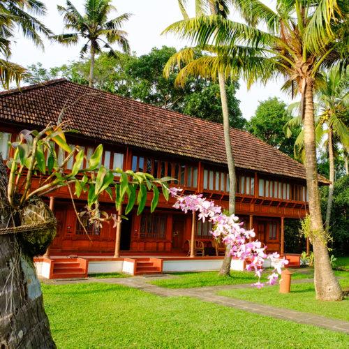 outside coconut lagoon
