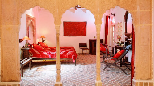 Photo of a bedroom in deogarh-mahal