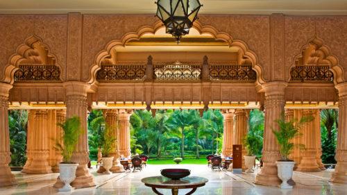 The Leela Palace in Bangalore