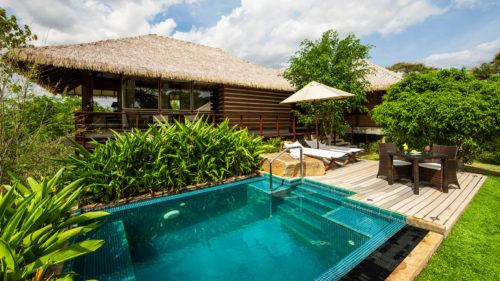Ulagalla private pool