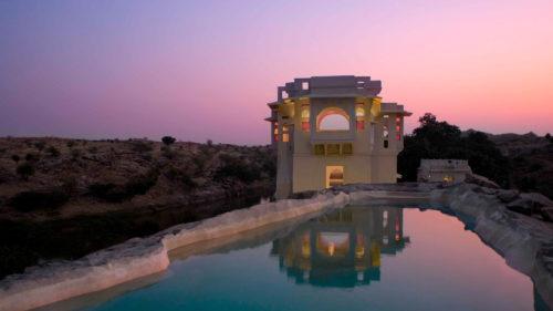 lakshman-sagar-sunset