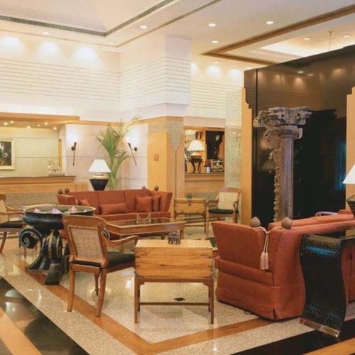 Trident Fort Cochin lobby