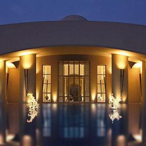 Trident Gurgaon outdoor pool