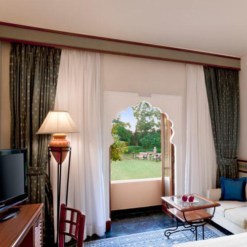 Trident Jaipur bedroom