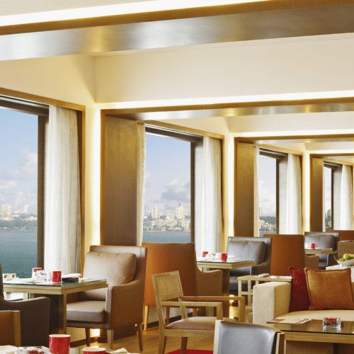 Trident Nariman breakfast lounge