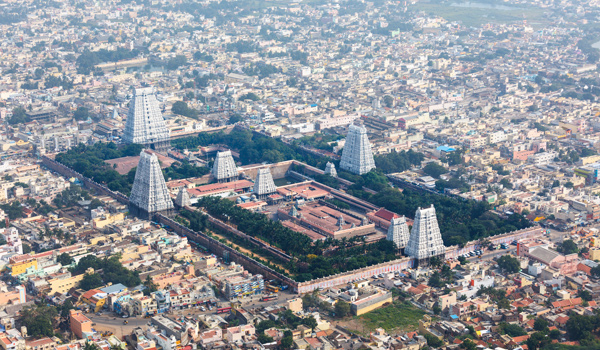 Temples in South India | Annamalaiyar