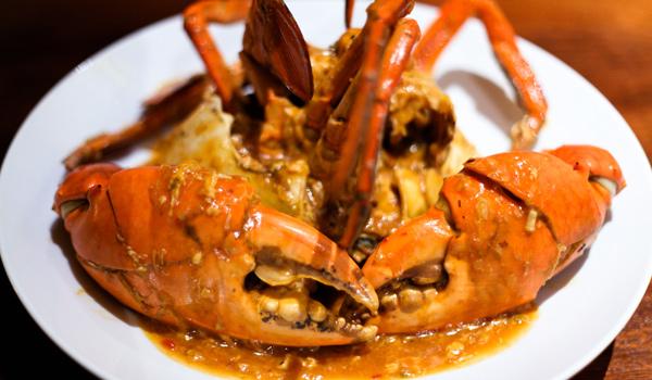 Sri Lankan Dishes | Chilli Crab