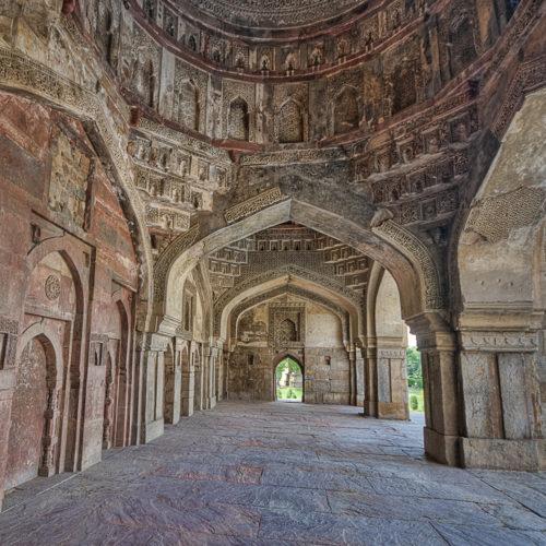 delhi mosque