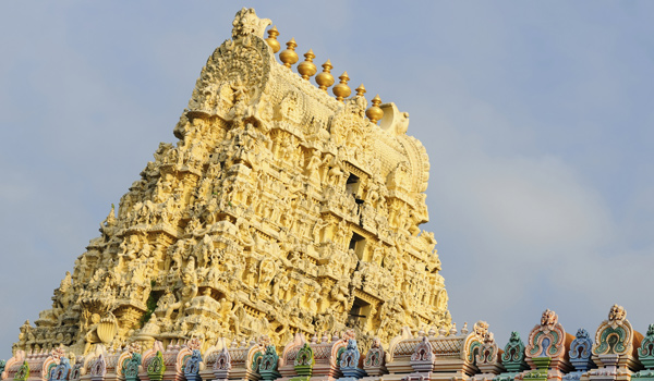 Temples in South India | Ekambareswarar