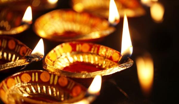 Beautiful Diwali Diya (deepak)
