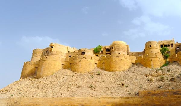 India - Jaisamler Fort