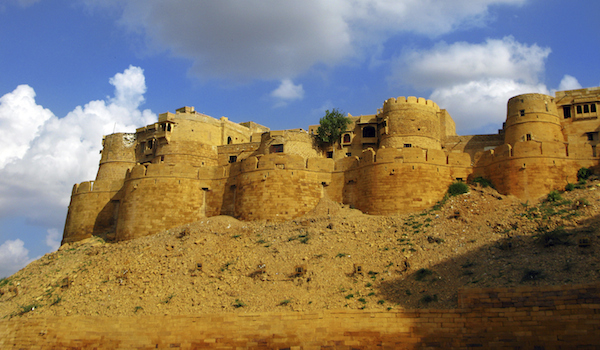 Jaisalmer, the magnificent