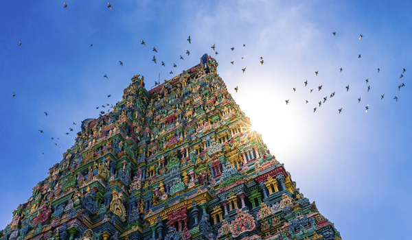 Temples in South India | Meenakshi Amman