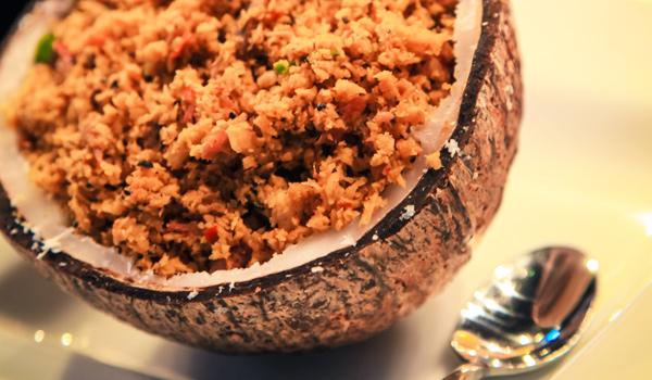 Sri Lankan Dishes | Pol Sambol