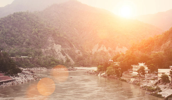 In Rishikesh, the churning rapids of the Ganges are perfect for white water rafting © alexsl/iStock
