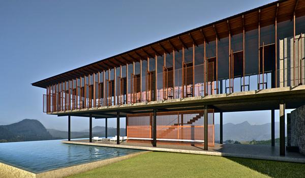 Five Stunning Design Hotels in Sri Lanka | Santani