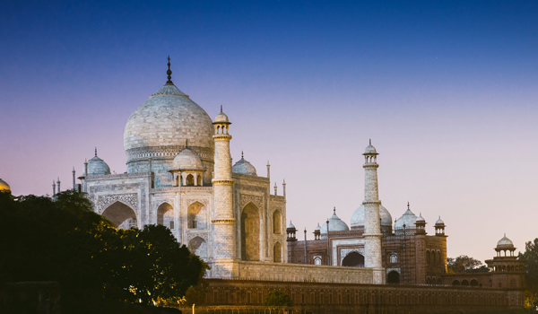 Seeing the Taj Mahal by moonlight is a once-in-a-lifetime experience © AlexSava/iStock
