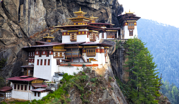 These are the Most Beautiful Sights in Bhutan