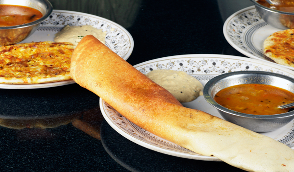 Udupi Palace offers a dozen varieties of dosas to sample © eROMAZe/iStock