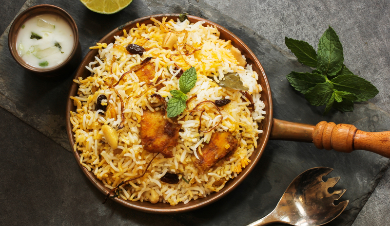 Food In India | Biryani