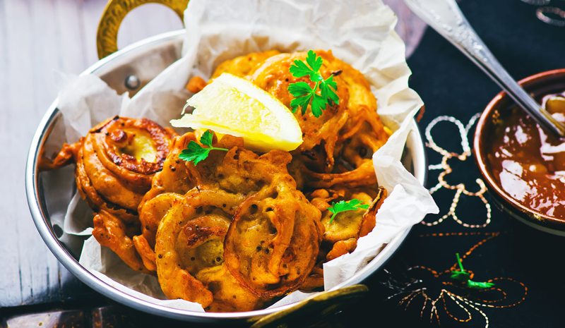 Food in India   Bhajis