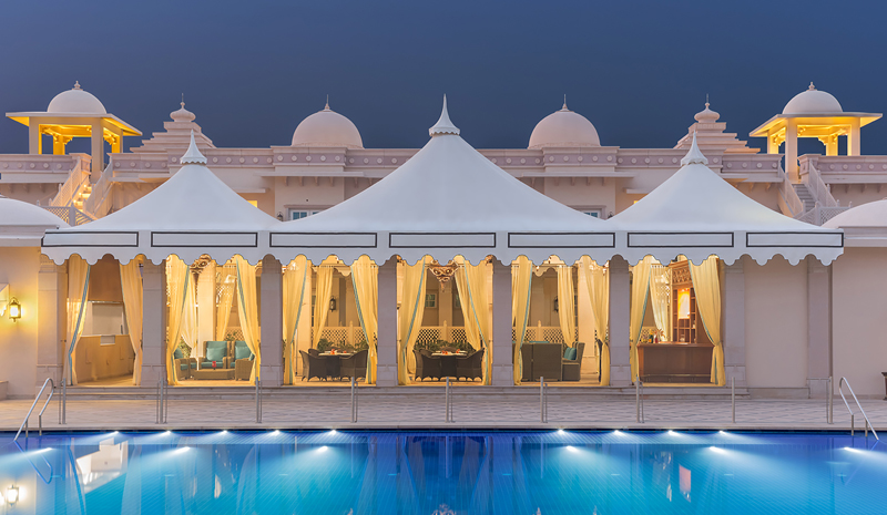 Indian Wellness | ITC Grand Bharat
