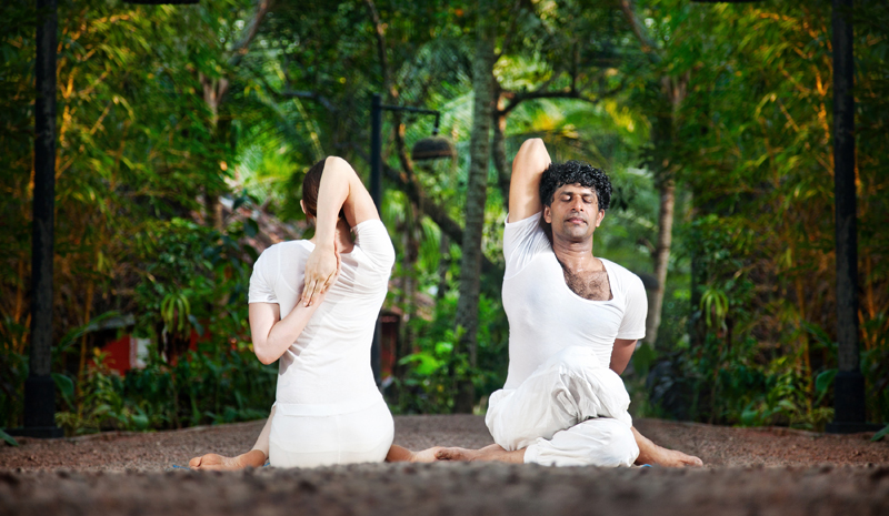 Indian Wellness | Ashtanga Yoga