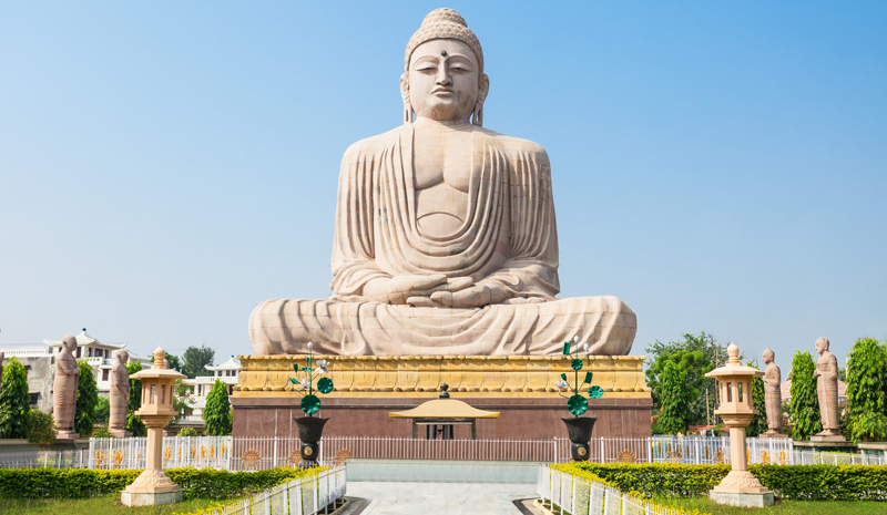 Indian Wellness | Bodh Gaya