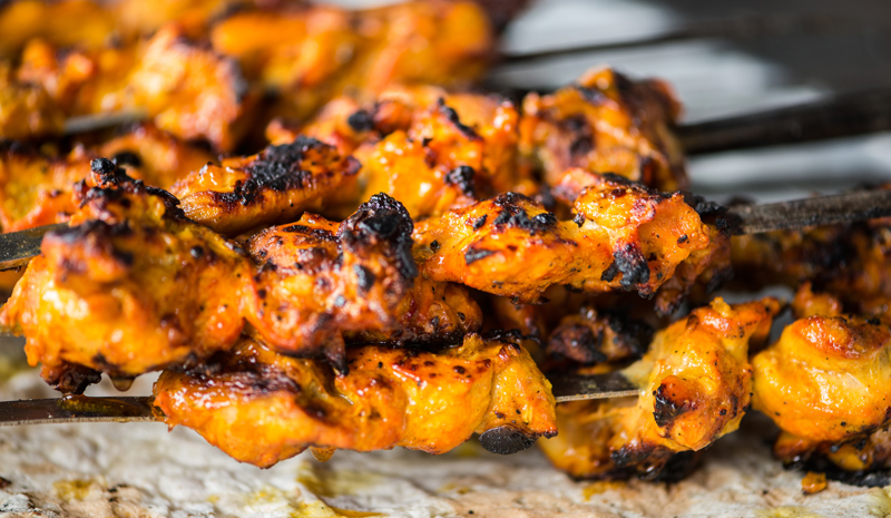 Food in India | Chicken Tikka