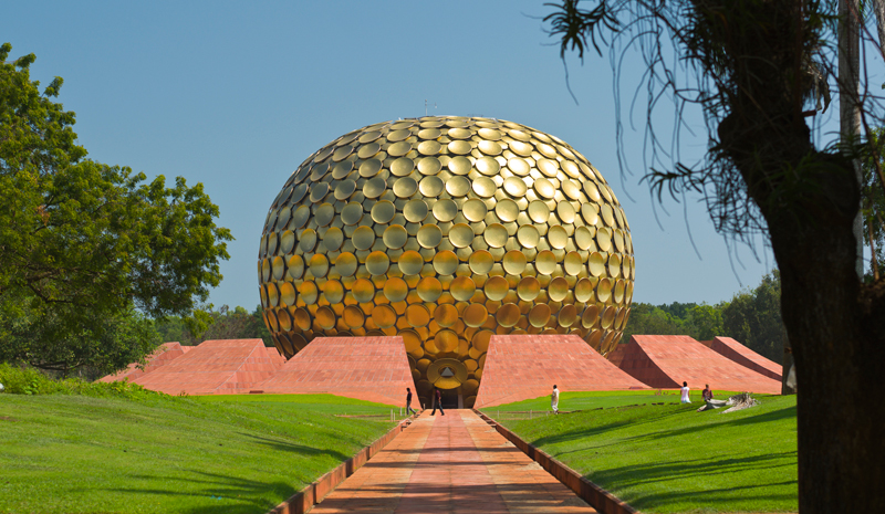 Indian Wellness | Auroville