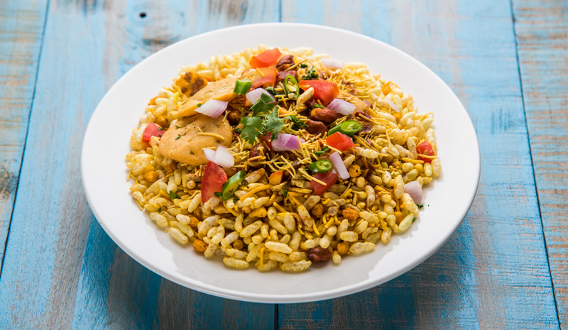 Food in India   Bhel Puri
