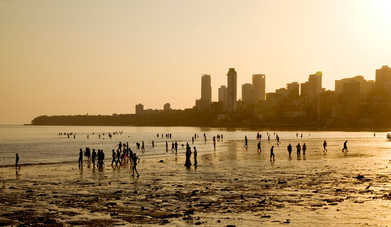 Indian Wellness | Chowpatty Beach