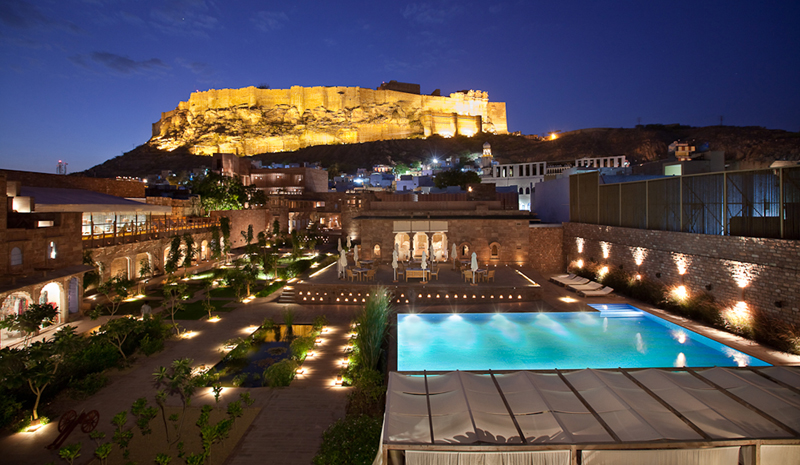 Indian Wellness | Raas Jodhpur