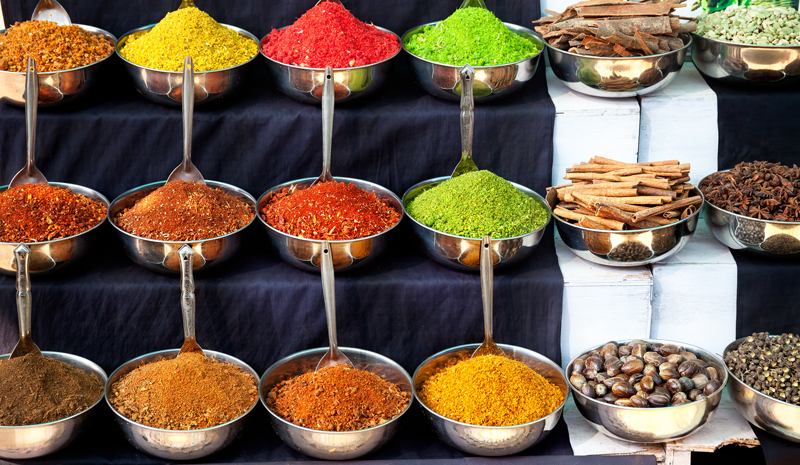 Food in India | Spices