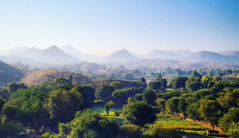 Aravalli Hills | Magic of India