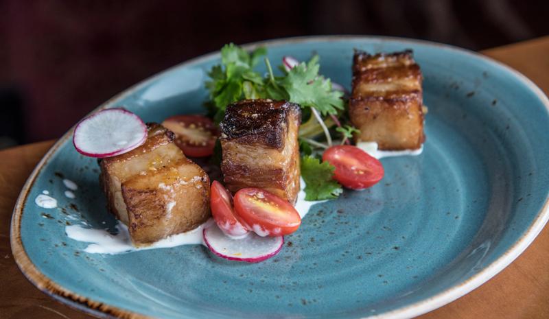 Maneet Chauhan | Garam Masala Pork Belly