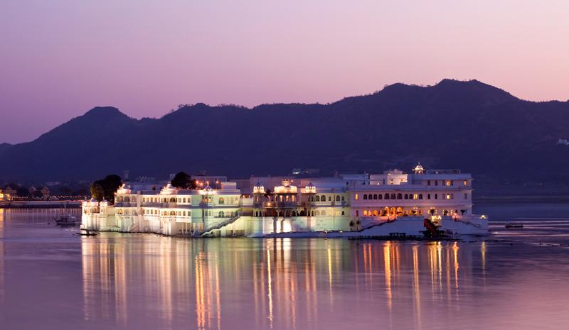Rajasthan Landmarks | Lake Palace