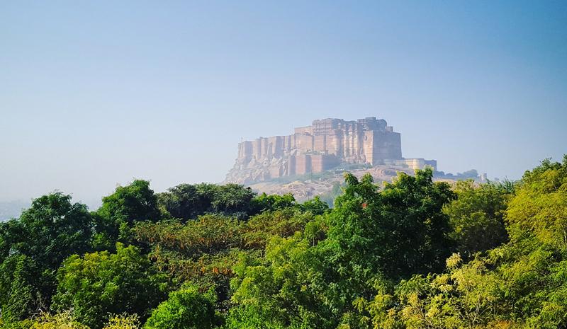 Mehrangarh Fort | Magic of India