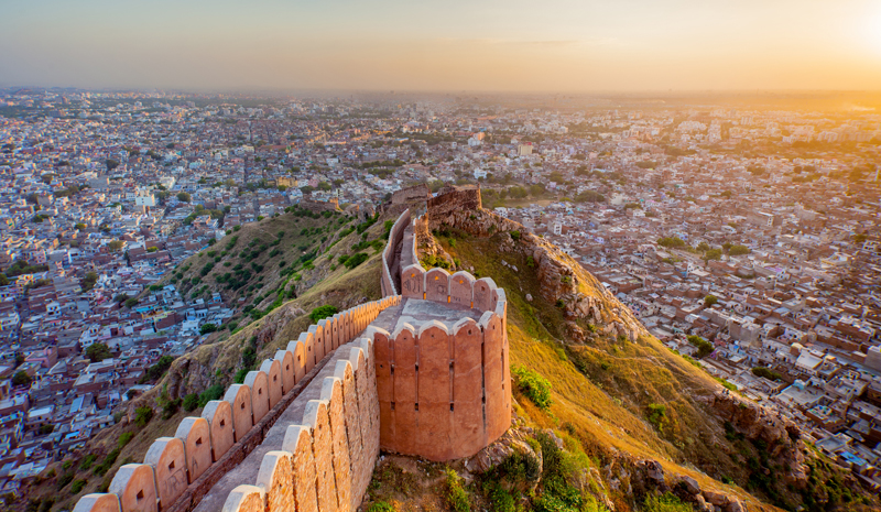 Rajasthan Landmarks | Nahargarh Fort