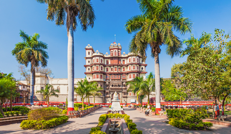 Things to Do in Indore | Rajwada Palace