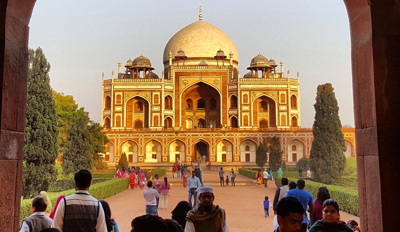 Tomb | Magic of India