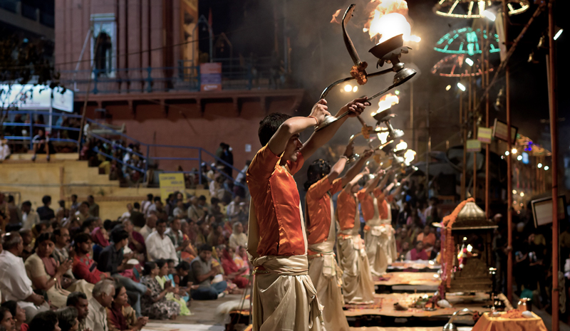 Indian Festivals | Ganga Aarti