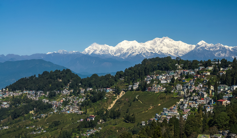 Mountain Hotels | Mayfair Darjeeling