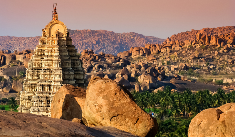 Landmarks in India | Hampi