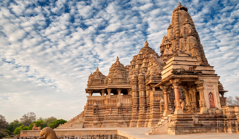 Landmarks in India | Khajuraho Temples