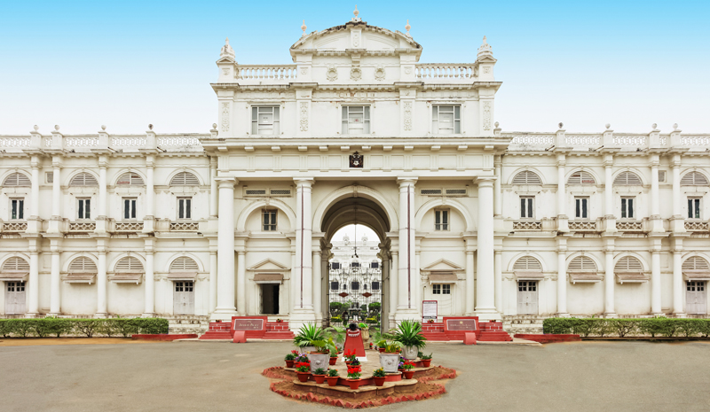 Landmarks in India | Jai Vilas Mahal