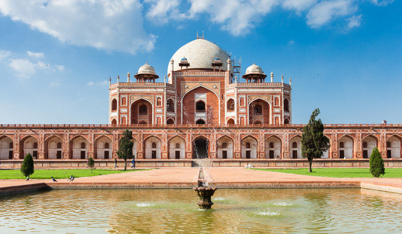 Landmarks in India | Humayuns Tomb
